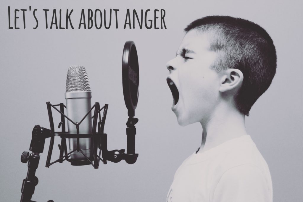 The Joy Experiment: Let's Talk about Anger