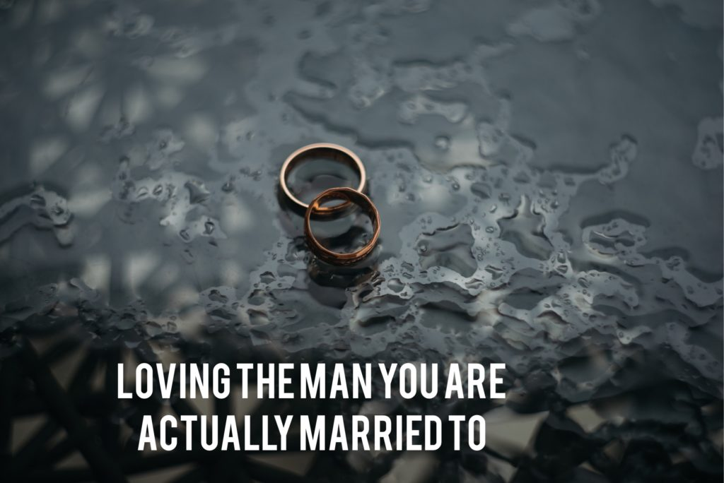 The Joy Experiment: Loving the Man you are Actually Married to