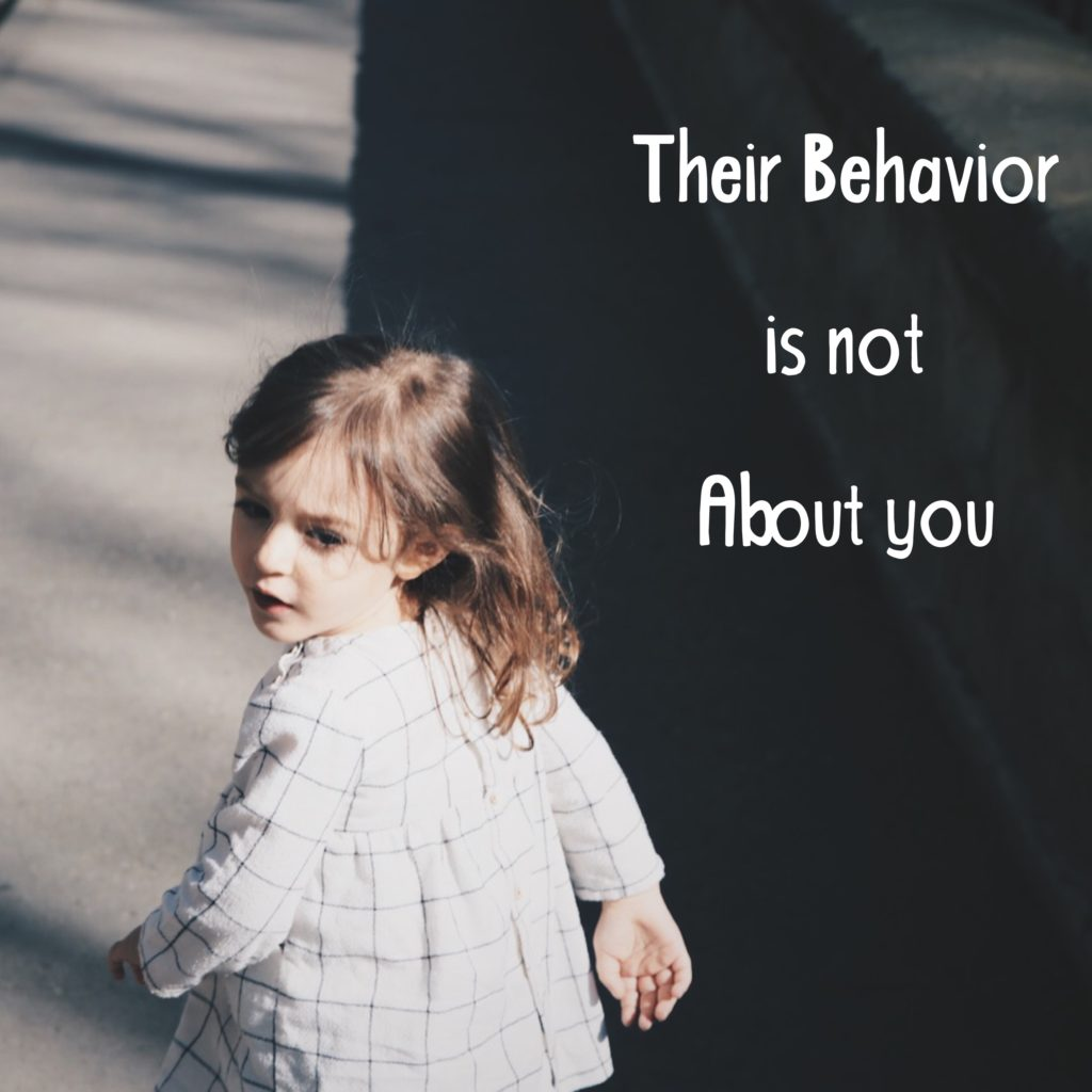 The Joy Experiment: Their Behavior is not about You